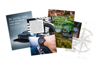 Out of Time Magazine #2 – snart i din brevlåda!