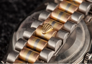 Rolex Day-Date Tridor – tre ädla metaller i en